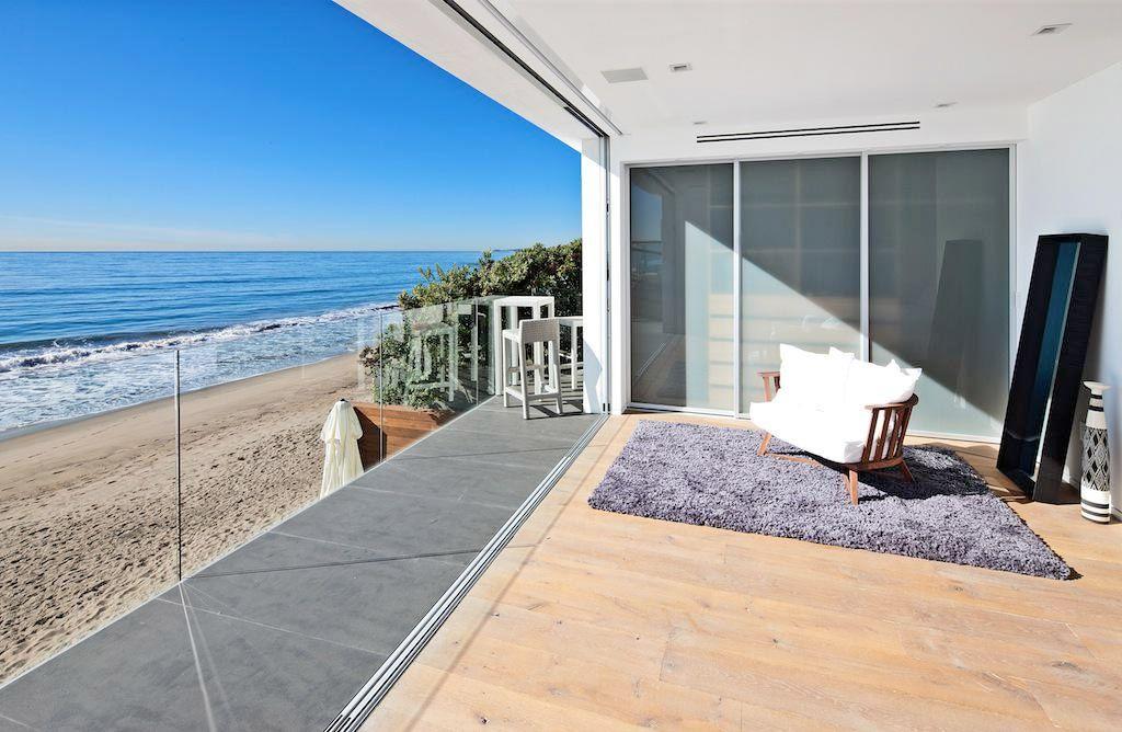 Дом на пляже в Малибу