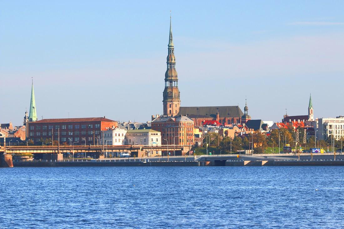 23. Достопримечательности столицы Латвии, Риги, будут интересны любому туристу. (Ervins Strauhmanis/
