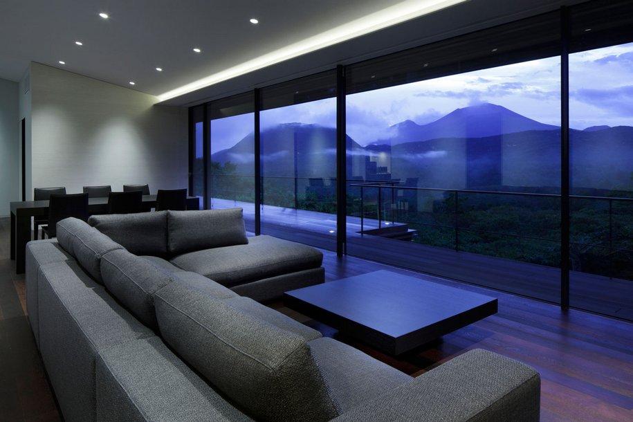 Типичный дом в Японии от Kidosaki Architects Studio