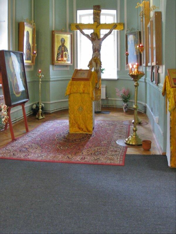 Царское Село, Знаменская церковь