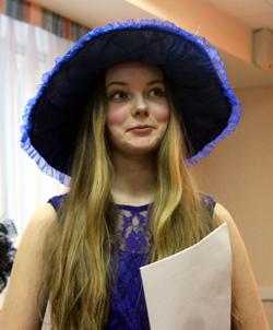 АК-3 - Алиса Ладыгина