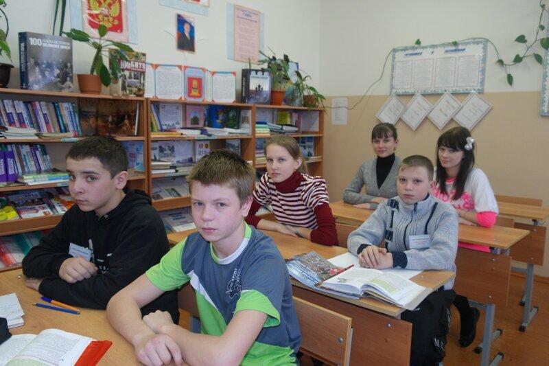 В Ривзаводской школе Максатихинского района