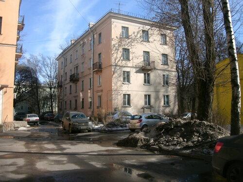 ул. Савушкина 60А