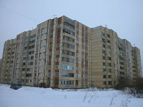ул. Тельмана 43к4