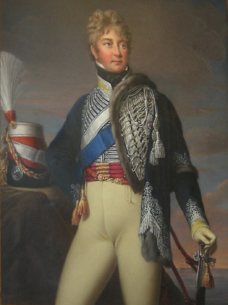Георг IV (1762-1830), когда Принц Уэльский