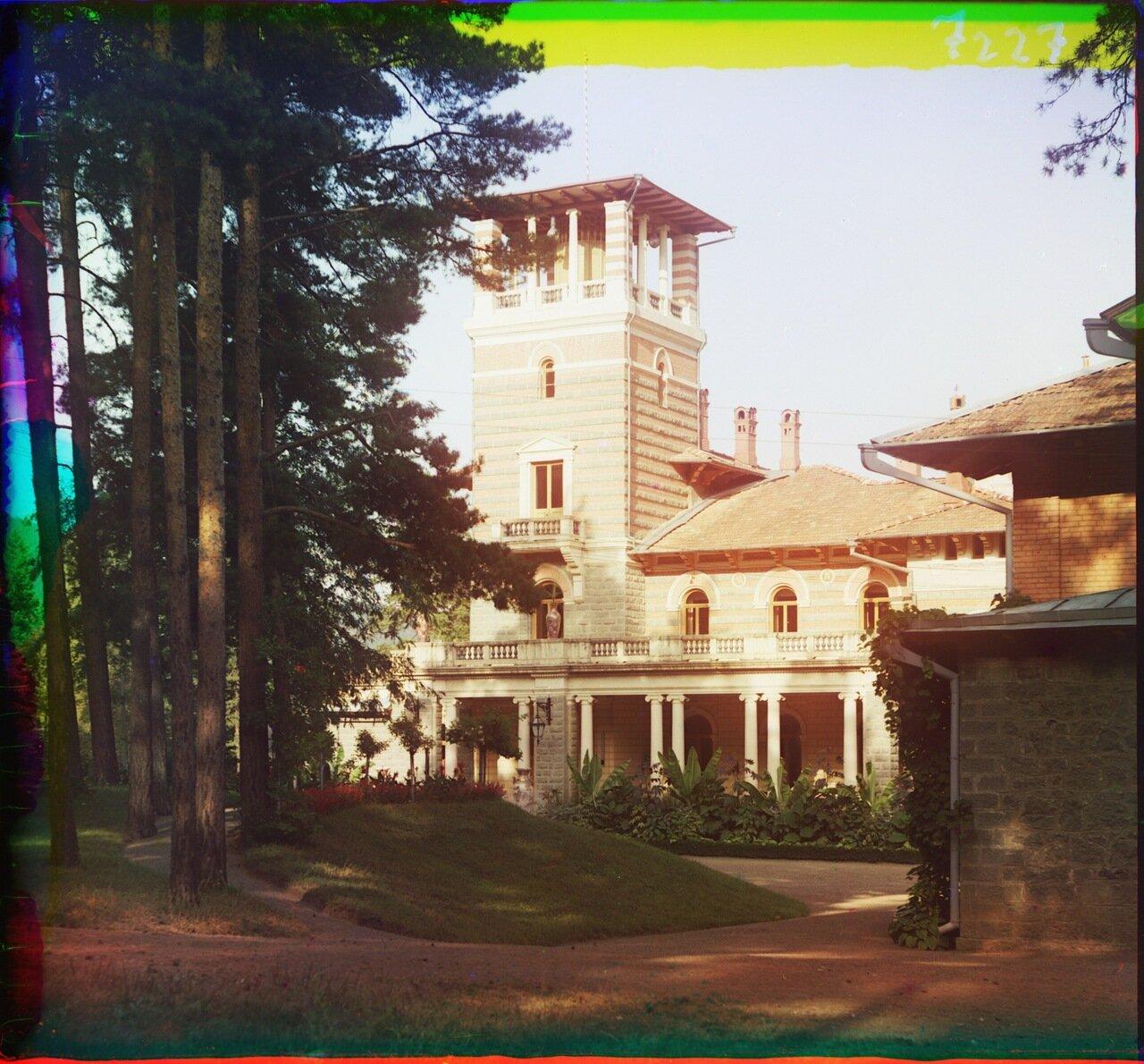 Ликанский дворец