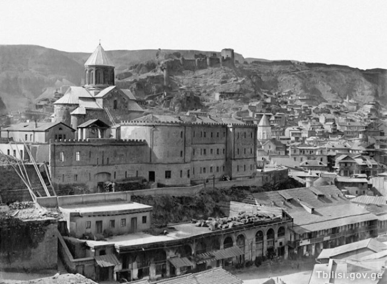 Тифлис, 1881 г.