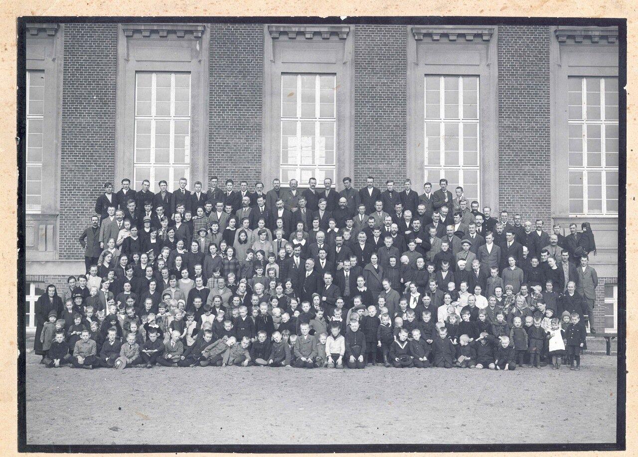 Парагвай, 1930