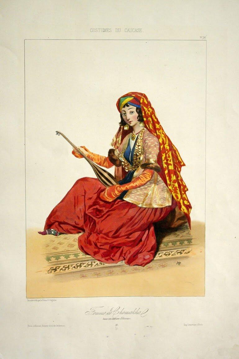 Азербайджанка