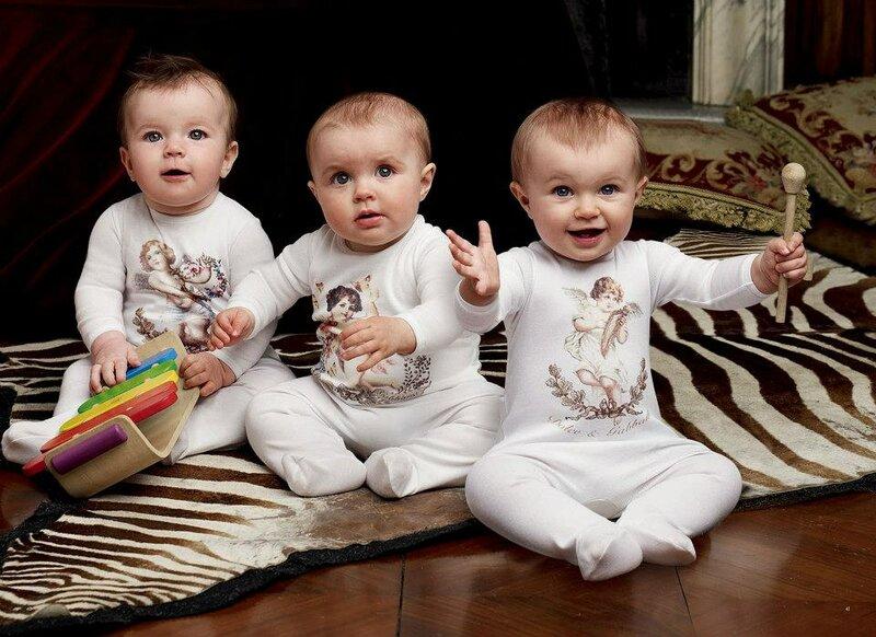 Dolce&Gabbana Bambino collection
