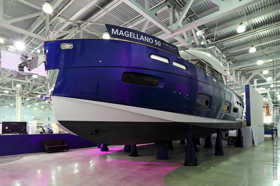 яхта Magellano 50