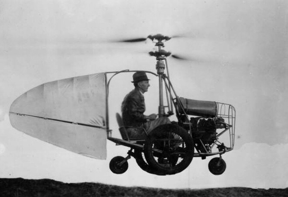 Model 116 Flying Car