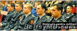 Военные Молдовы отчитались о призыве 2012—2013