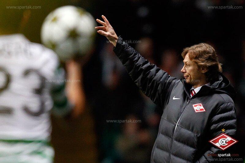«Селтик» vs «Спартак» 2:1 Лига чемпионов 2012-2013 (Фото)