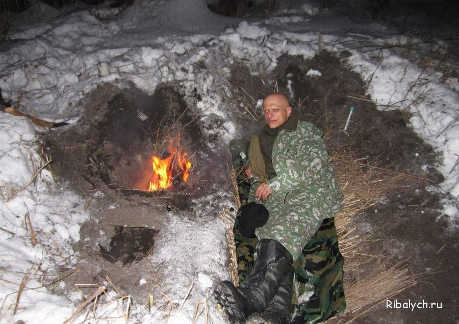 Секс в зимнем шалаше фото 752-902