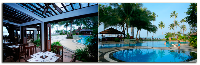 Малайзия. Лангкави. The Frangipani Langkawi Resort & Spa