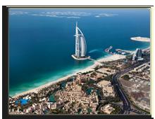 ОАЭ. Дубаи. Burj Al Arab. Фото romrodinka - Depositphotos