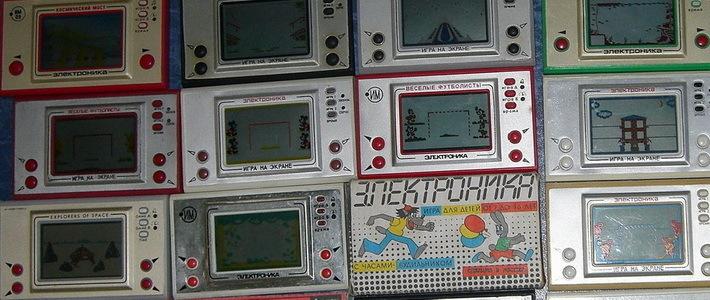 Игры прошлого: «Ну, погоди!», Game Boy и «Тетрис»