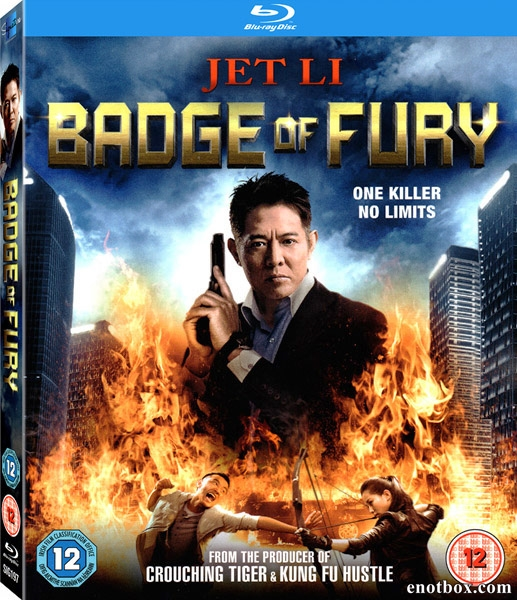 Жетоны ярости / Badges of Fury / Bu Er Shen Tan (2013/BDRip/HDRip)
