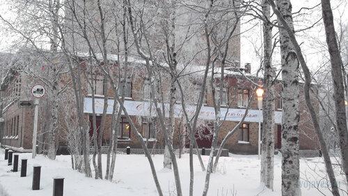 Фотография Инты №2494  северо-восточный угол Кирова 14 ЦДКиТ 06.01.2013_13:49