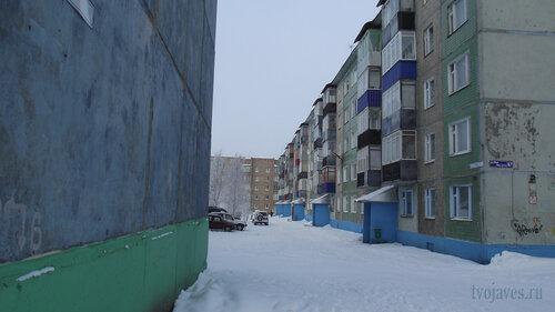 Фото города Инта №3508  Морозова 12, Мира 69 и 67 10.02.2013_12:07