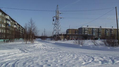 Фотография Инты №3682  Северная 1, Мира 30а, 28 и 30 19.02.2013_12:26