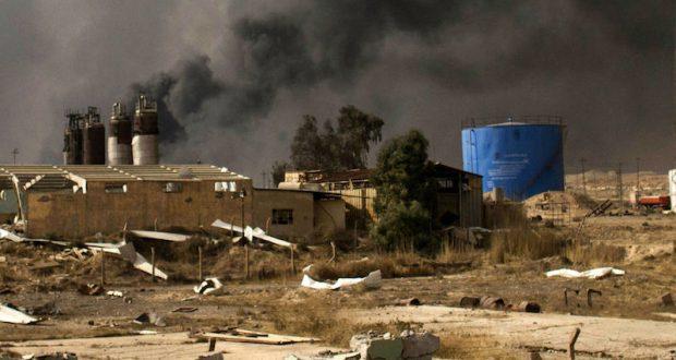 Мирных граждан вМосуле расстреляли запопытку выйти изгорода