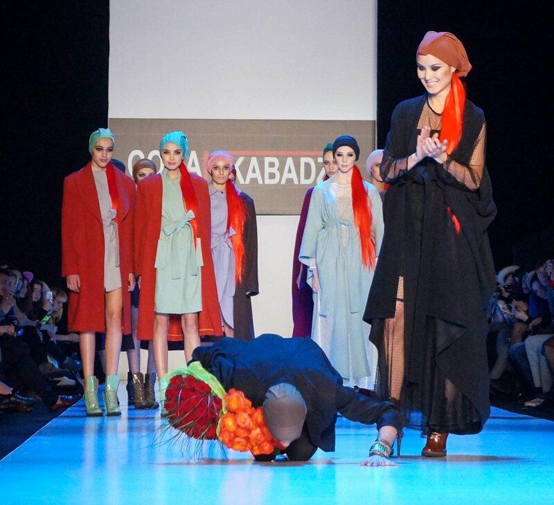 0 8174d 85aeac0b XL Goga Nikabadze на Mercedes Benz Fashion Week