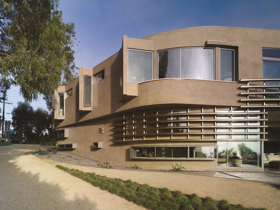Величественный особняк в Малибу, Калифорния
