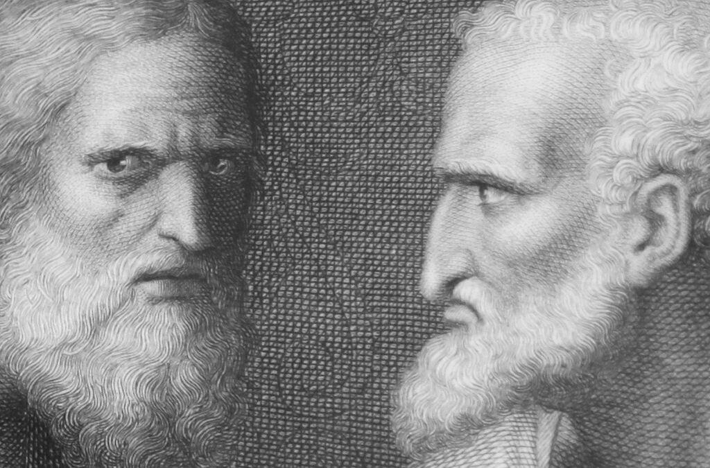 Leonardo da Vinci, Last Supper  by Friedrich Wagner