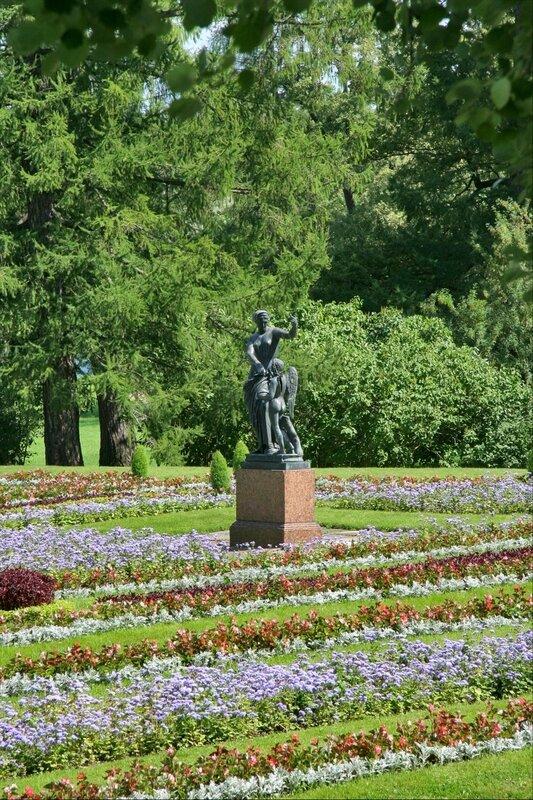 Екатерининский парк, Венера с Амуром