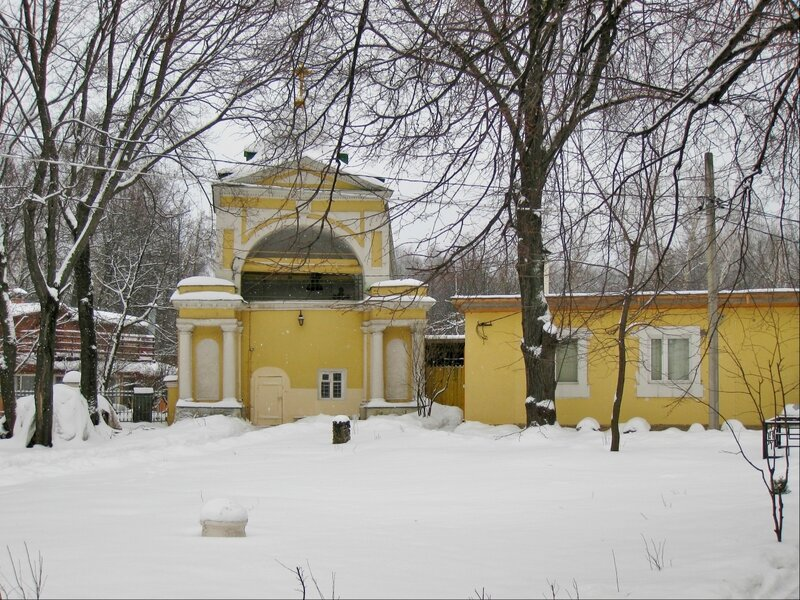 Виноградово, Владимирская церковь