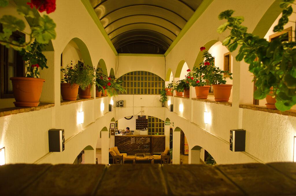 Гостиница Jardines de Luz в городе San Cristobal de Las Casas. Отзывы туристов о поездке в Мексику