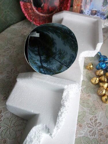 Делаем ёлочку конфетную