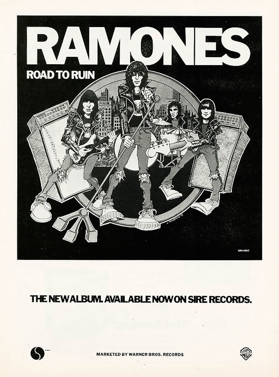 Fascinating 70's Album Advertisements