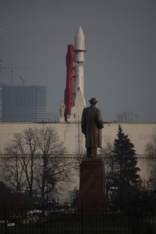 Памятник И. В. Мичурину