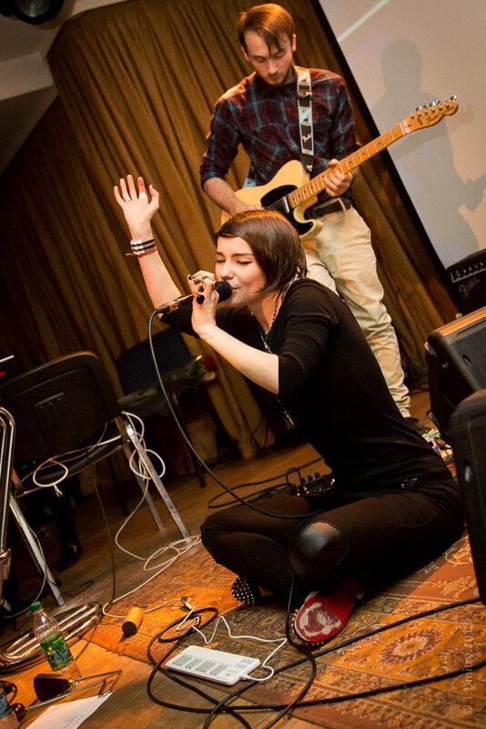 Pur:Pur in Jazzter Feb 2013