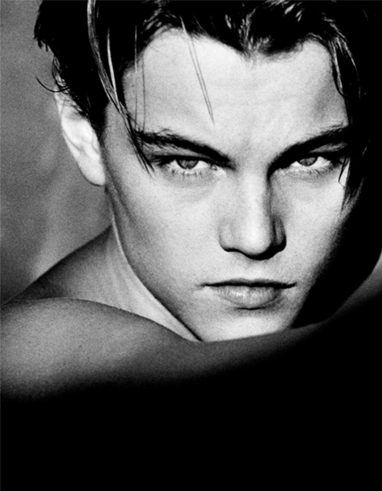Leonardo DiCaprio / Леонардо ди Каприо - портрет фотографа Грега Гормана / Greg Gorman
