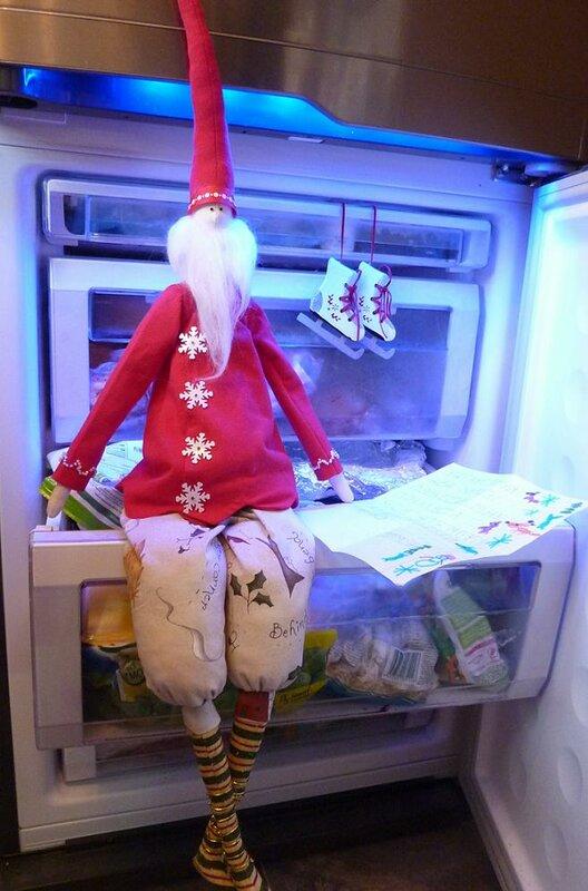застуканный в холодильнике