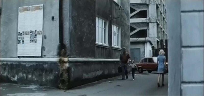 Фильмы которые снимали в Москве