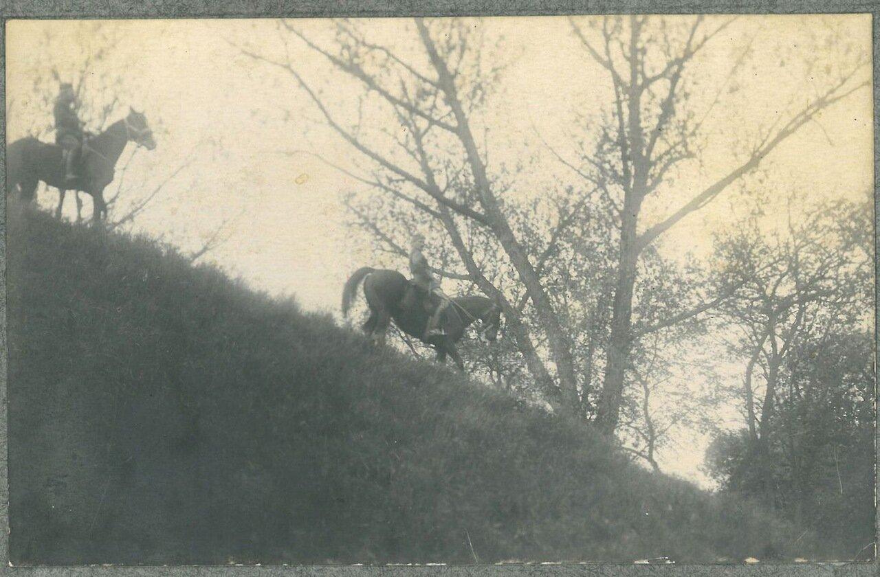 Генерал Булак-Балахович. 1920 г.