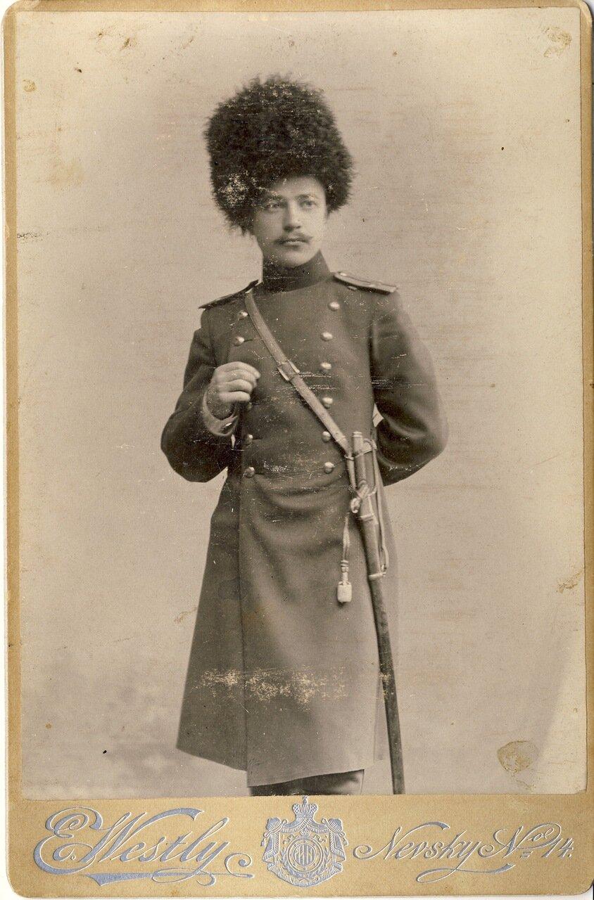 Константин Родионович Сидоров. 14 сентября 1904 г.