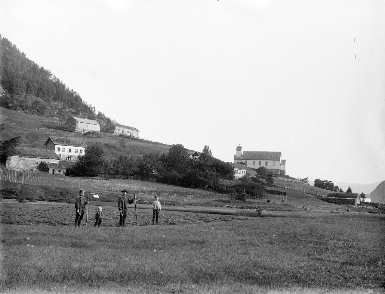 Брекке, около 1884-1910.