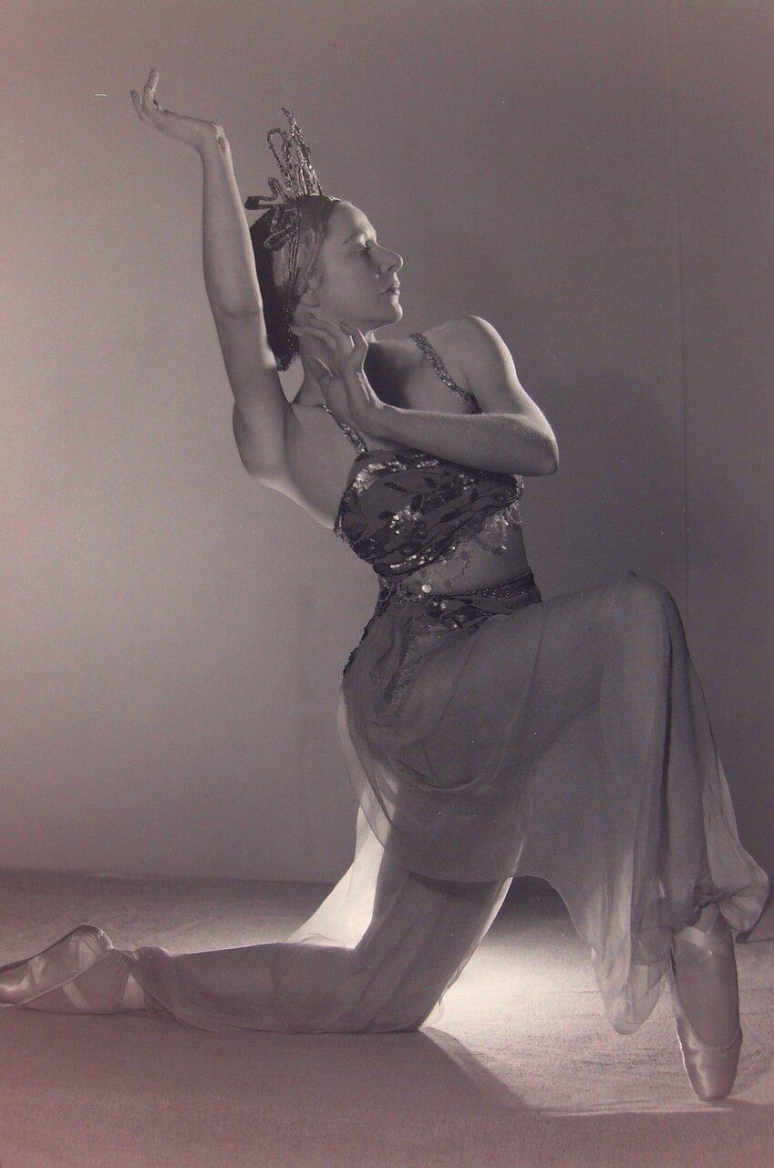 Звезда Русского Балета Элен Линева, Сидней. 1939-1940