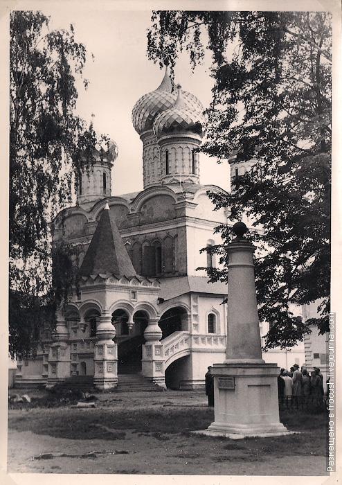 1965 год. Троицкий собор в Ипатьевском монастыре