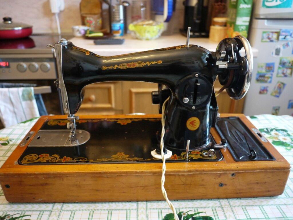 инструкция к швейной машинке подольск класса 1м