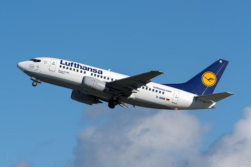 Boeing 737-530 (D-ABIB) Lufthansa DSC6934