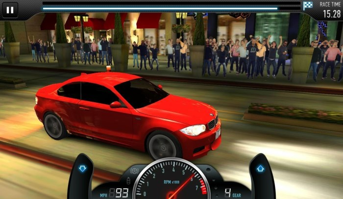 CSR Racing (Android игры)