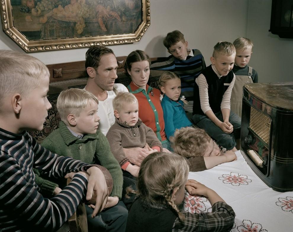 Дети. Фотограф Achim Lippoth