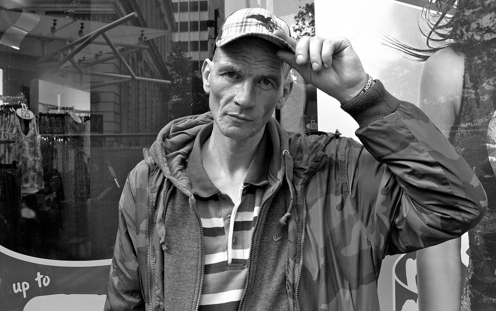разобрать обработка уличной фотографии фото